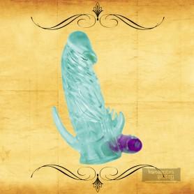Crystal Penis Sleeve PES-009