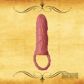 Hollow Cock Booster Penis Sleeve PES-016