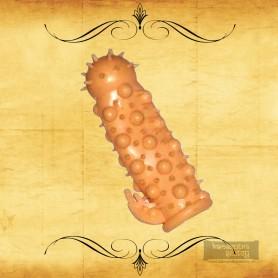 Extensions Enlarger Men Spike Condoms PES-018