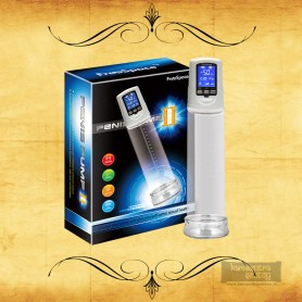 LED Automatic Electric pro extender Penis Enlargement PE-018