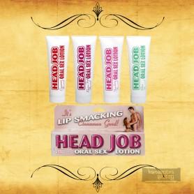 Head Job Edible Lube CGS-025