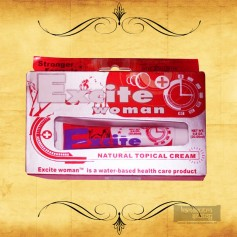 Excite Woman Natural Topical Cream HSP-015