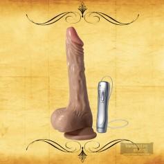 Sex Flesh MultiSpeed Maddox Vibrating Realistic Vibrator with SuctionV3  RSV-046