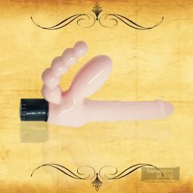 Super Strapless Dildo Vibration And Escalation SO-008