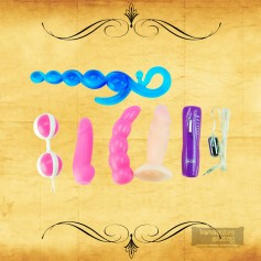Love Kit for Couple Flirting Suits with Controller SK-002