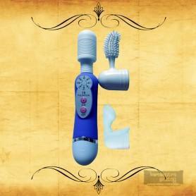 16 Speed Cordlless Magic Wand Massager VM-008