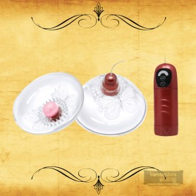 MOMO-The Perfect Breast Enhancer 7 Speed Vibrating BEM-004