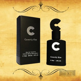 Covertly Kiss 30ML,C Sexy Perfume Fragrance For Male KP-003