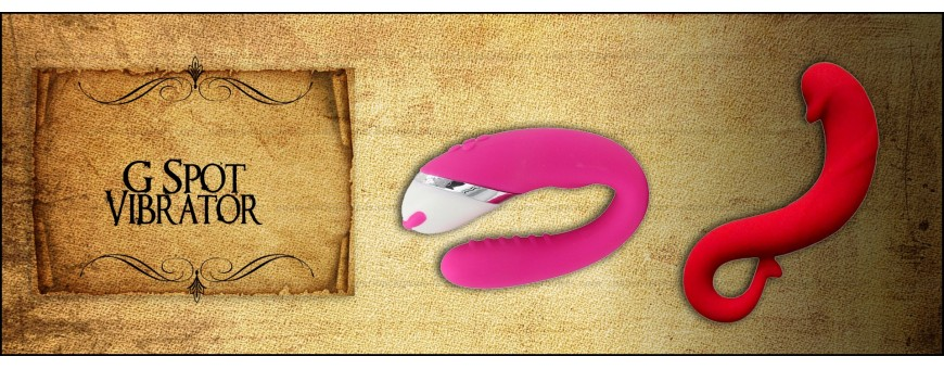 G Spot Vibrator Is Used To Massage The G-Spot Of  Female Private Part